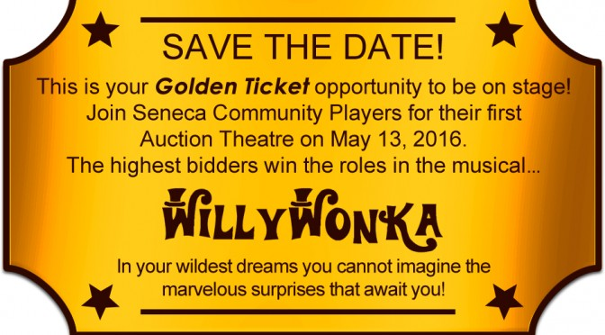 Seneca Community Players Auction Theatre