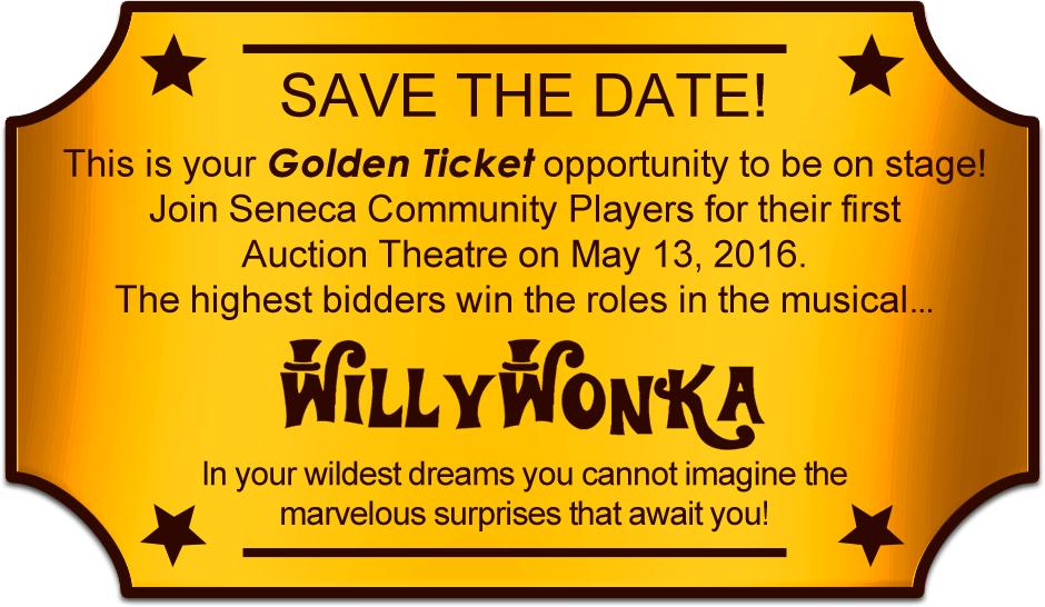 Seneca Community Players Auction Theatre